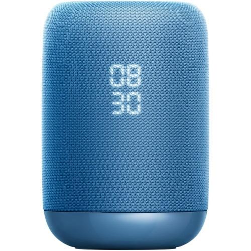 SONY(ソニー) スマートスピーカー ワイヤレス 防滴 LF-S50G LC(ブルー) Googleアシスタント搭載/Bluetooth対応