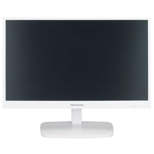 【設置】プリンストン PTFWDE-22W(ホワイト) 21.5型ワイド 液晶ディスプレイ