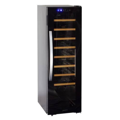 【設置+長期保証】デバイスタイル WE-C27W(ホワイト) コンプレッサー方式27本収納用ワインセラー