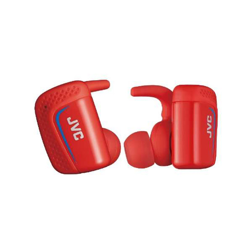 JVC HA-ET900BT-R(レッド) ワイヤレスステレオヘッドセット