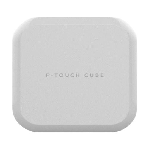 【長期保証付】ブラザー PT-P710BT ラベルライター ピータッチ キューブ PC/スマホ対応 24mm幅対応