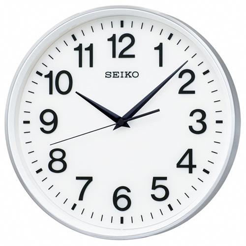セイコー GP217S 衛星電波掛け時計