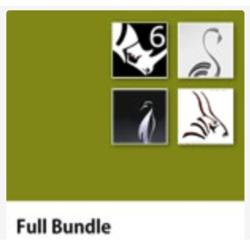 アプリクラフト Rhino6+Flamingo+Penguin+Bongo 商用版