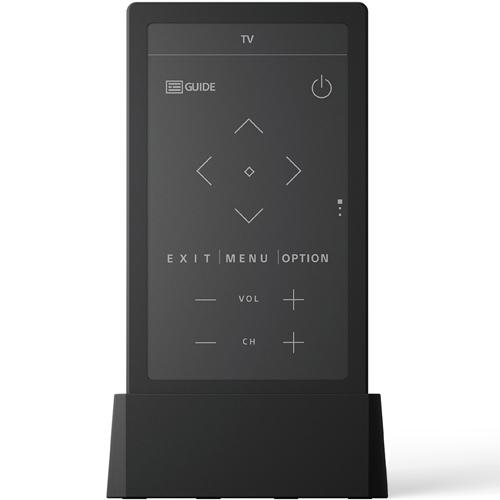 ソニー HUIS-100KC-B(ブラック) HUIS REMOTE CONTROLLER with CRADLE マルチリモコン+クレードル