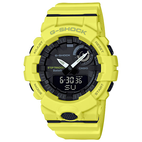 【長期保証付】CASIO GBA-800-9AJF G-SHOCK(ジーショック) クオーツ メンズ