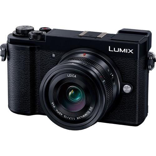 パナソニック LUMIX DC-GX7MK3L-K 単焦点ライカDGレンズキット(ブラック)