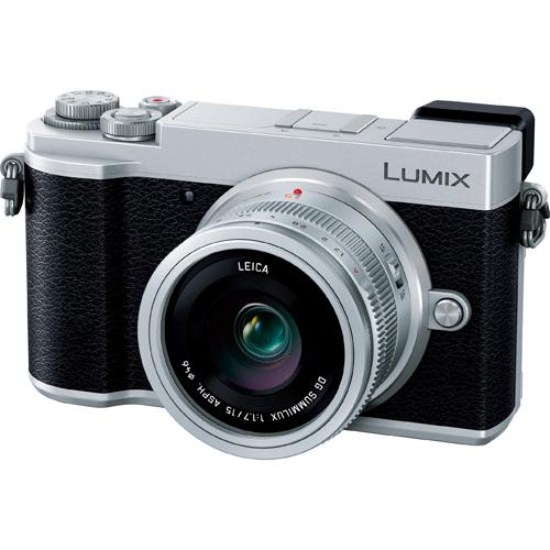 【長期保証付】パナソニック LUMIX DC-GX7MK3L-S 単焦点ライカDGレンズキット(シルバー)