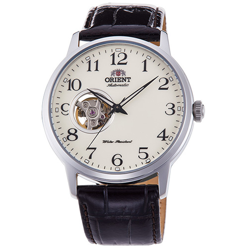 【長期保証付】オリエント RN-AG0009S 機械式時計 (メンズ)