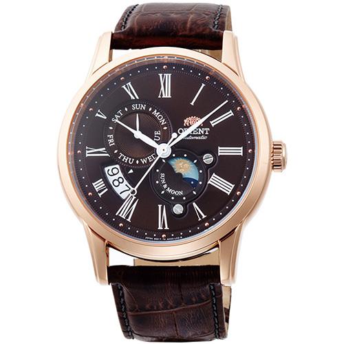 【長期保証付】オリエント RN-AK0002Y 機械式時計 (メンズ)