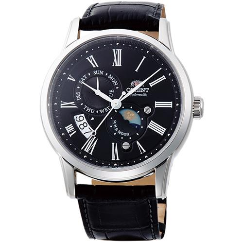 【長期保証付】オリエント RN-AK0003B 機械式時計 (メンズ)