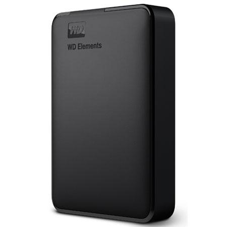 WesternDigital WDBU6Y0040BBK-JESN WD Elements Portable ポータブルHDD 4TB USB3.0/2.0接続