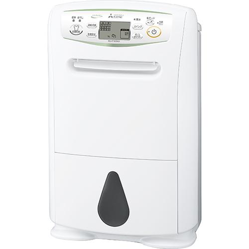 三菱 MJ-P180NX-W(ホワイト) 衣類乾燥除湿機 コンプレッサー式 木造19畳/鉄筋39畳