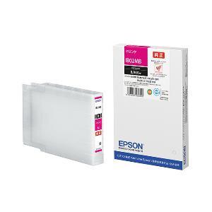 エプソン IB02MB 純正 インクカートリッジ マゼンタ 大容量