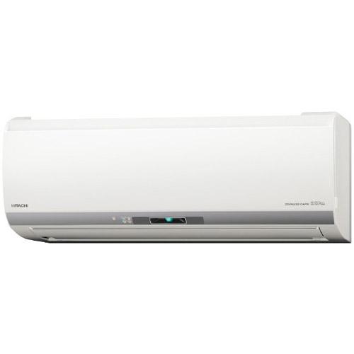 【長期保証付】日立 RAS-E25H-W(スターホワイト) 白くまくん Eシリーズ 8畳 電源100V
