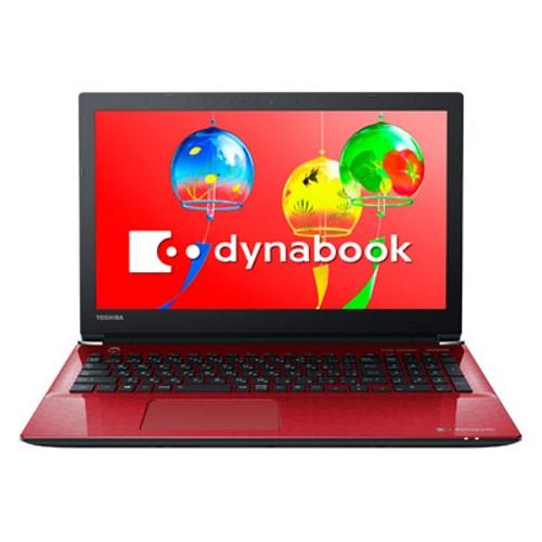 【長期保証付】dynabook PT75GRP-BEA2(モデナレッド) dynabookTシリーズ 15.6型液晶