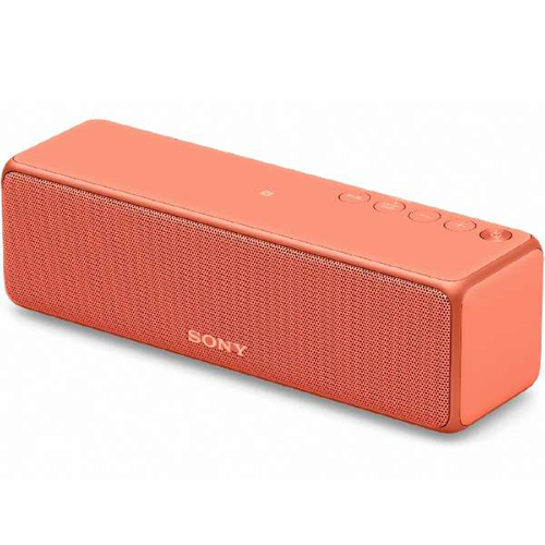 ソニー SRS-HG10-R(トワイライトレッド) ワイヤレスポータブルスピーカー Bluetooth接続