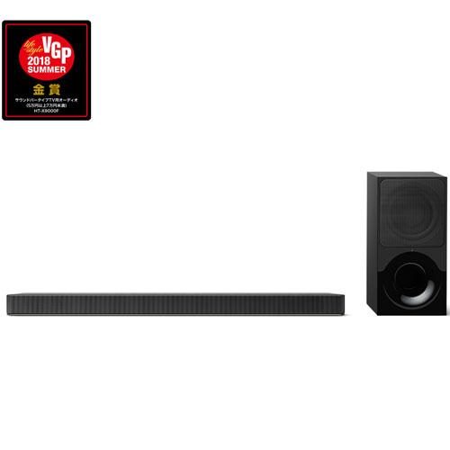 ソニー HT-X9000F サウンドバー