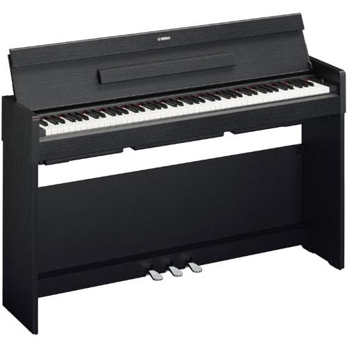 【設置】ヤマハ YDP-S34B(ブラックウッド) 電子ピアノ ARIUS(アリウス)