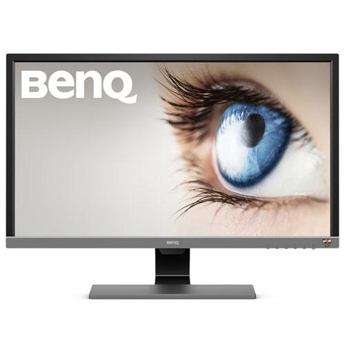 【長期保証付】BENQ ベンキュー EL2870U(メタリックグレー) 27.9型ワイド 液晶ディスプレイ EL2870U e-sports(eスポーツ) ゲーミング(gaming)
