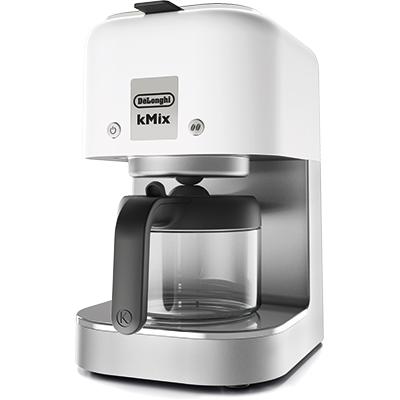 【長期保証付】デロンギ COX750J-WH(クールホワイト) ケーミックス ドリップコーヒーメーカー