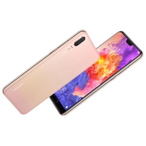 HUAWEI HUAWEI P20(ピンクゴールド) 4GB/128GB SIMフリー P20/PINK