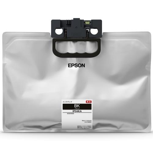 エプソン IP04KA 純正 インクパック ブラック 約40000ページ印刷可能