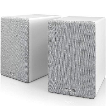 【長期保証付】DENON SC-N10-WT(ホワイト) スピーカーシステム