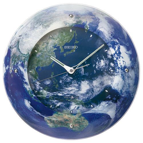 セイコー GP218L 衛星電波電波掛時計