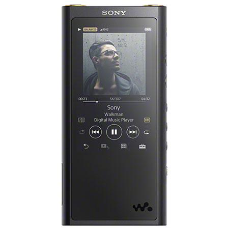 ソニー NW-ZX300-G(ブラック) ウォークマン NW-ZX300シリーズ