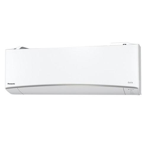 【長期保証付】パナソニック CS-TX229C-W(クリスタルホワイト) 寒冷地エアコン エオリア TX 6畳 電源100V