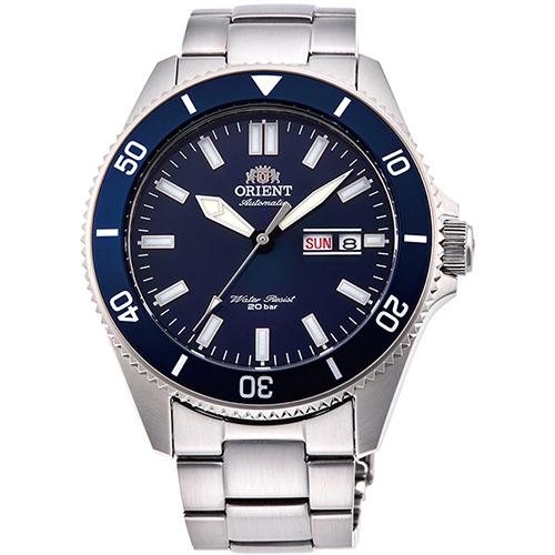 【長期保証付】オリエント RN-AA0007L スポーツ ダイバースタイルモデル 機械式時計 (メンズ)