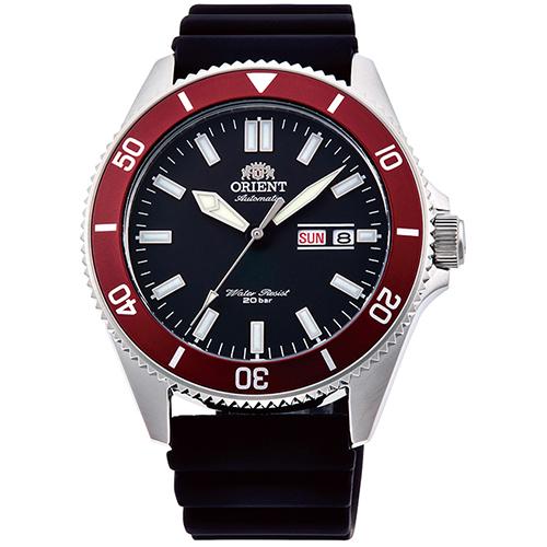 【長期保証付】オリエント RN-AA0008B スポーツ ダイバースタイルモデル 機械式時計 (メンズ)