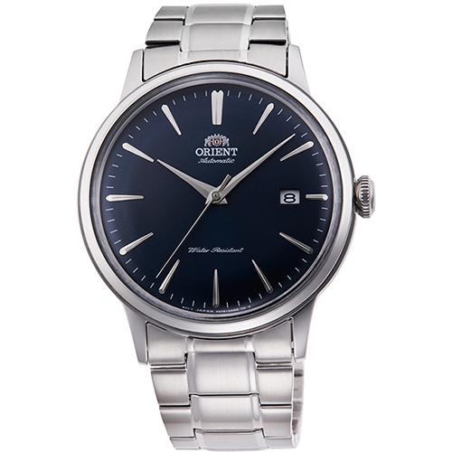 【長期保証付】オリエント RN-AC0003L クラシック 機械式時計 (メンズ)