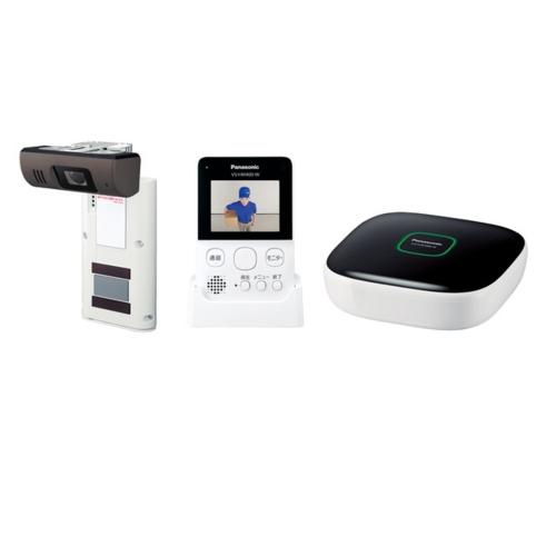 【長期保証付】パナソニック VS-HC400K モニター付きドアカメラキット