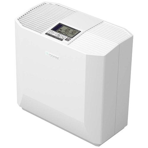 【長期保証付】三菱重工 SHK70RR-W(クリアホワイト) 加熱気化式/気化式加湿器 木造12畳/プレハブ19畳