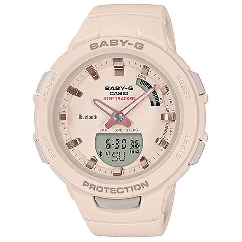 【長期保証付】CASIO BSA-B100-4A1JF BABY-G(ベイビージー) クオーツ レディース