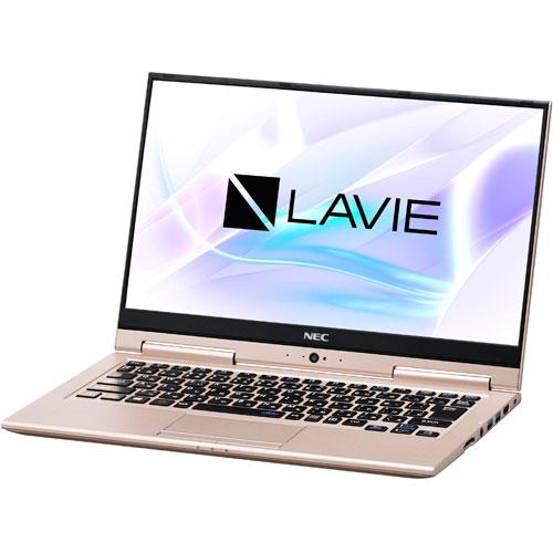 【長期保証付】NEC PC-HZ750LAG(フレアゴールド) LAVIE Hybrid ZERO 13.3型液晶