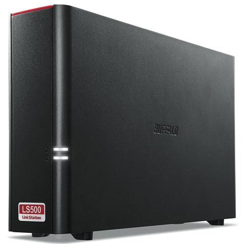 バッファロー LS510D0101G リンクステーション ネットワーク対応HDD(NAS) 1ドライブ 1TB