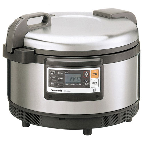 パナソニック SR-PGC36 業務用IHジャー炊飯器 2升