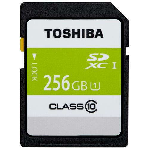東芝 SDBR48N256G SDXCカード 256GB CLASS10