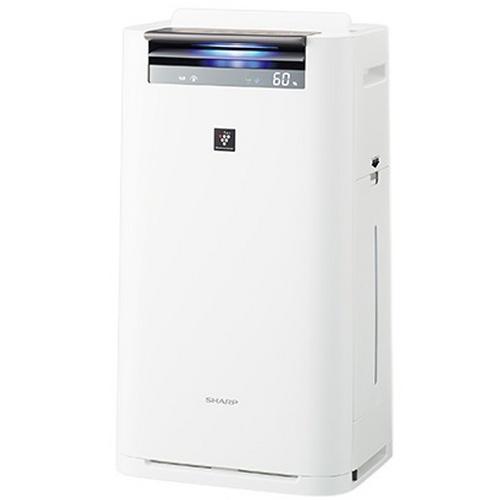 シャープ KI-JS70-W(ホワイト) プラズマクラスター25000搭載 加湿空気清浄機 空気清浄31畳/加湿18畳