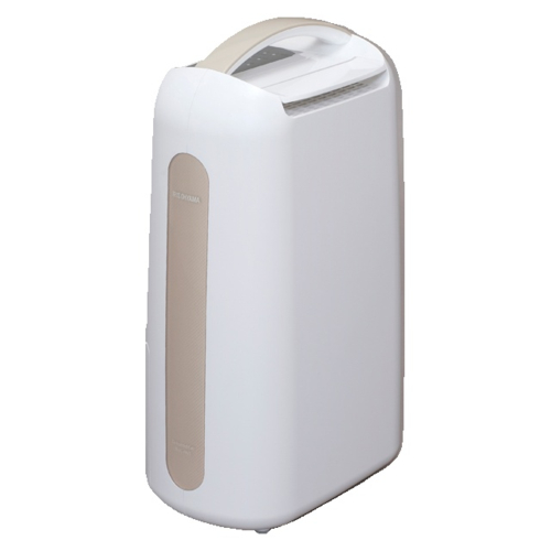 アイリスオーヤマ わけあり KIJC-H65(シャンパンゴールド) コンプレッサー式衣類乾燥除湿機 木造7畳/鉄筋14畳