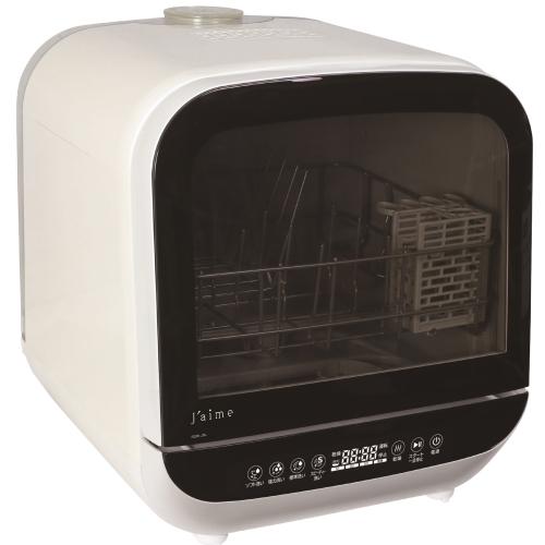 SKJAPAN SDW-J5L-W(ホワイト) 食器洗い乾燥機 Jaime ジェイム