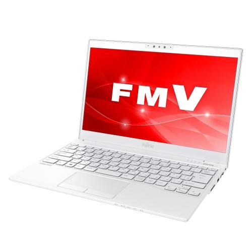 【長期保証付】富士通 FMVU75C3W(アーバンホワイト) LIFEBOOK UHシリーズ 13.3型液晶