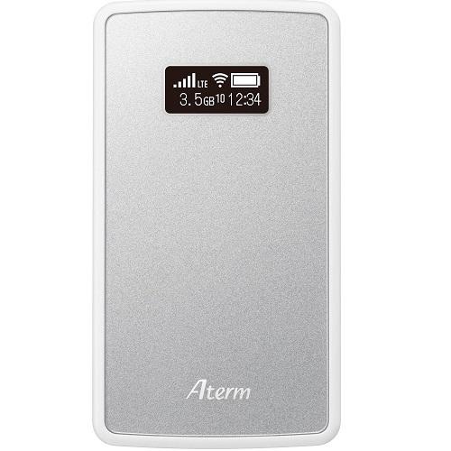 <title>在庫あり 14時までの注文で当日出荷可能 NEC PA-MP02LN Aterm MP02LN LTEモバイルルータ 日本製</title>