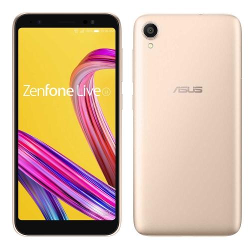 ASUS ZenFone Live(L1) (シマーゴールド) 2GB/32GB SIMフリー ZA550KL-GD32