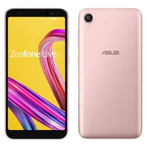 ASUS ZenFone Live(L1) (ローズピンク) 2GB/32GB SIMフリー ZA550KL-PK32