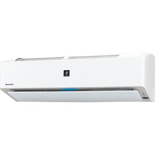 【長期保証付】シャープ AY-J63H2-W(ホワイト) J-Hシリーズ 20畳 電源200V