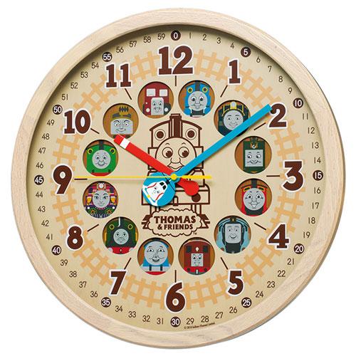 セイコー CQ221B きかんしゃトーマス 電波掛け時計