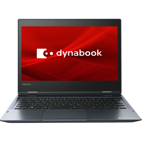 【長期保証付】dynabook P1V8JPBL(オニキスブルー) dynabook V8 12.5型液晶